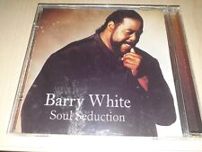 Barry White - Soul Seduction (1993) - CD - Best of / Hits / Singles / Collection