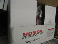 Honda EU3000iS 3000 Watt 4.00 Hp super quiet generator new in box
