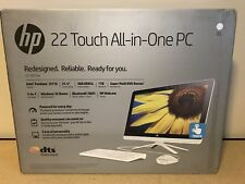 NEW HP All-In-One PC 22