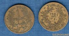 Tunisie - 1 Franc 1921 - Tunisia
