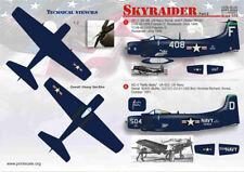 Print Scale 1/72 Douglas A-1 Skyraider Part 2 # 72181