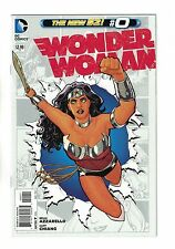 Wonder Woman Vol. 4 - #0 Regular Cliff Chiang Cover The New 52! 2012