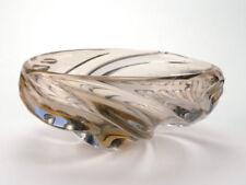 Skrdlovice Bowl Bohemian & Czech Art Glass