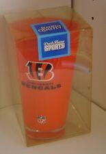 Cincinnati Bengals Tumbler 20oz Insulated Shatterproof Cup Beer Mug NFL Licensed