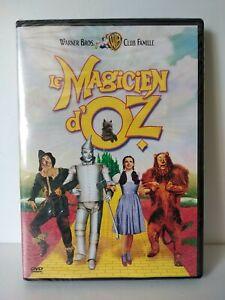 Le Magicien d'Oz DVD Pal zone 2 - Neuf sous blister / New & selead
