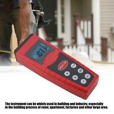 Precision Induction Handhold Laser Ultrasonic  Distance Meter Range Finder JS