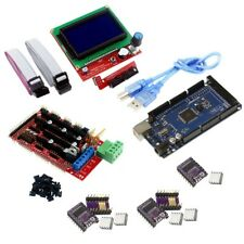 3D Printer Kit  Ramps 1.4 + Mega2560 + DRV8825 +12864 LCD for Arduino RepRap USA