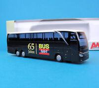 AWM H0 59081 SETRA S 516 HDH BUS 65 Jahre Busfahrt Reisebus OVP HO 1:87 AMW Box