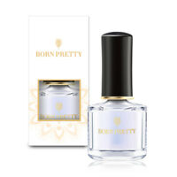 6ml BORN PRETTY 3-in-1 Water Based Base Top Coat Nail Polish Varnish