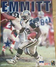 Emmitt Smith Dallas Cowboys 16x20 Starline Poster OOP