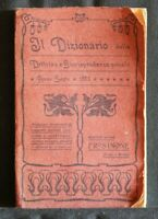 IL DIZIONARIO DELLA DOTTRINA E GIURISPRUDENZA PENALE. AA.VV. Amm. Frosinone.
