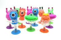 New Pop Up Jumping Monster Childrens Toy Party Bag Christmas Stocking Fillers UK