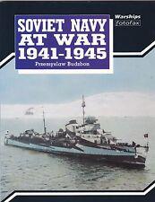 Soviet Navy at War 1941-1945 (A&AP 1989 1st) Przemyslaw Budzbon