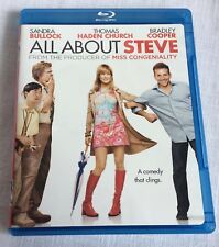 All About Steve Blu-ray Disc 2009 2-Disc Set Includes Digital Copy