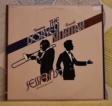TOMMY DORSEY & FRANK SINATRA-Sessions [Vinyl LP, 1982] USA CPL2-4336-1 * EXC