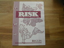 RISK REGLE DE JEU EN FRANCAIS