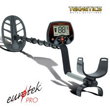 """Metal Detector Teknetics Alpha 2000 Piastra 8"""" Cercametalli"""