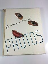 International Photos Hardcover HC-B&W & Color images 1958 Midcentury