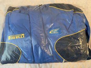 *Brand New* Subaru World Rally Team Heavyweight Jacket
