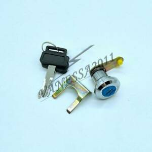 Cab Door Lock Cylinder Fit For DAEWOO DOOSAN DH150 DH220 DH225-5-7 Excavator