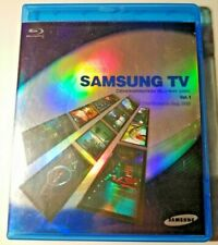 SAMSUNG TV Demonstration Blu-ray DISC VOL.1 Distributed in Aug, 2008