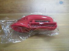 Wells Fargo Rubber Horn Speaker! Rare! Fits IPhone 4/5/5s/6/6s/6 Plus! RED!