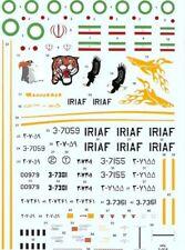 Hi decal 1/72 Northrop F-5E Tiger II islamique Iranian Air Force # 72052
