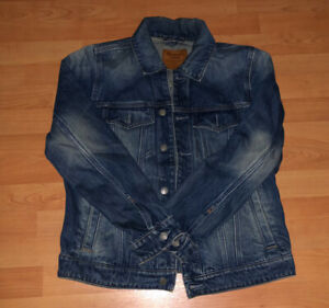 Vintage Abercrombie denim jacket size small