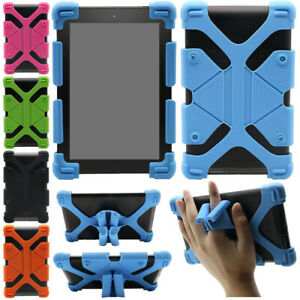 """For Samsung Galaxy 7"""" 8"""" 9.7 10.1 10.5"""" Tablet Kids Shockproof Rubber Case Cover"""