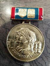 Abzeichen Medaille Jungaktivist FDJ FDGB DDR