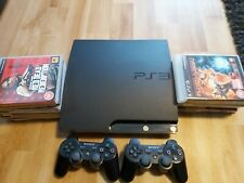 Playstation 3 +2 Controller+13 Spiele!