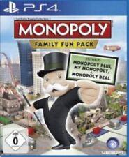 PlayStation 4 Monopoly Family Fun Pack Deutsch OVP Sehr guter Zustand