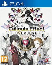 THE CALIGULA EFFECT OVERDOSE PS4 GAME