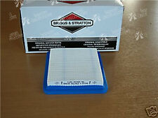 Air Filter Briggs & Stratton Part No. 491588S For Most Quantum Engines