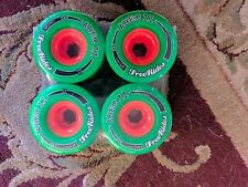 ABEC 11 Freerides 72mm 84a Smooth Longboard Wheels
