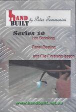 Tommasini HandBuilt Series 10 DVD Hot Shrinking, Panel Beating, File Finishing