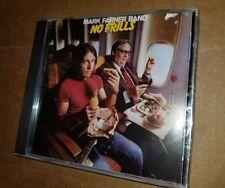 Mark Farner No Frills  (CD, Mar-2008, Wounded Bird) grand funk new oop