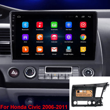 "10.1"" For Honda Civic 06-11 Android 9.1 Hd Car Gps Navigation Wifi Radio Player"