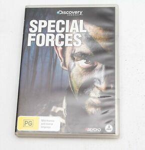 Special Forces (DVD, 2014, 5-Disc Set)