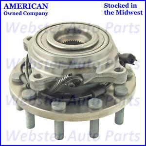Front Wheel Hub Assembly for Dodge Ram 4500 & 5500