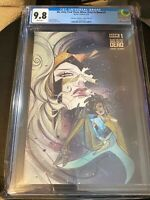 We Only Find Them When They're Dead #1 CGC 9.8 Peach Momoko GLOW IN THE DARK