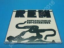 """5"""" Single CD REM - Supernatural superserious (J-251) 2 Tracks EU 2006 R.E.M."""