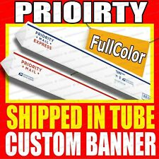 3 X 6 Full Color Pvc Vinyl Banner Printed With Hems And Grommets Rolled