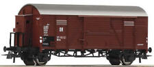 Roco Plastic Box Car HO Scale Model Train Carriages