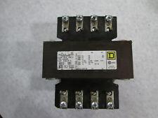 Square D 9070 K250D33 Control Transformer (.250 Kva)