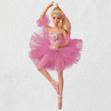2018 Hallmark Barbie Ballet Wishes Ornament