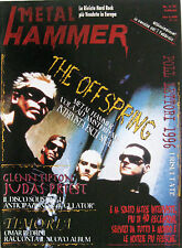 METAL HAMMER 2 1997 Offspring Judas Priest Morbid Angel Galactic Cowboys Timoria