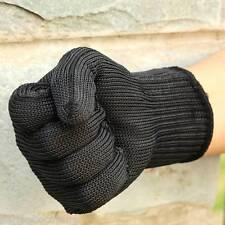 1 paire de sécurité en fil d'acier des gants anti-coupe de jardinage
