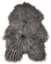 éco peau d'agneau coloré 100 x 60 cm laine longue écologique,