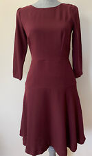 New Ann Taylor Red Dress size 0